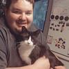 Jason loves Felix even more than we do! #crazycatladyintraining #FIV #FIVpositive #FIVcat #FIVawareness #rescuecat #formerstray #tuxedocat #cat #catstagram #catsofinstagram (Jenn ♥) Tags: ifttt instagram