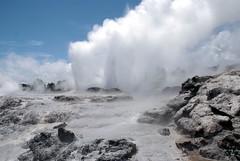 (Loen-V) Tags: water rotorua crater activity volcanic eruption