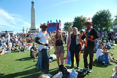 """Plymouth Pride 2015 - Plymouth Hoe -cx • <a style=""""font-size:0.8em;"""" href=""""http://www.flickr.com/photos/66700933@N06/20442475770/"""" target=""""_blank"""">View on Flickr</a>"""