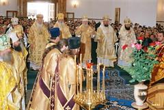 065. Consecration of the Dormition Cathedral. September 8, 2000 / Освящение Успенского собора. 8 сентября 2000 г