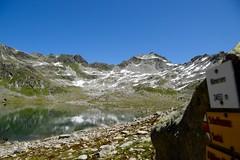 (Giramund) Tags: lake mountains alps switzerland signpost