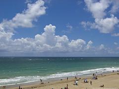 ESE Pompano Beach (Don Henderson) Tags: clouds florida atlanticocean pompanobeach