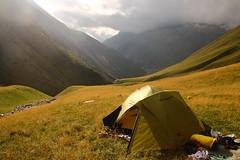 IMG_4278 (theresa.hotho) Tags: camping en france saint montagne de hiking donkey grand pic tent ii bergen alpe dhuez besse anes salewa rousses sorlin letendard stjeandarves eselwandern