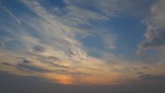Sunset Sky (Katie_Russell) Tags: blue ireland sunset sky cloud sun clouds northernireland ni portstewart ulster nireland norniron countylondonderry countyderry coderry colondonderry colderry countylderry