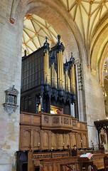 Milton Organ, Tewkesbury Abbey (John D McDonald) Tags: church abbey geotagged gloucestershire organ anglican organpipes pipeorgan churchorgan tewkesbury churchofengland tewkesburyabbey miltonorgan