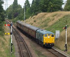 5081 Rothley (chris_p_boon) Tags: rat rothley greatcentralrailway gcr 5081 gloucestershirewarwickshirerailway class24