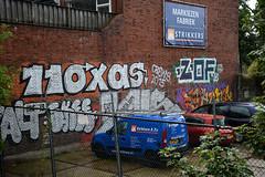 graffiti amsterdam (wojofoto) Tags: amsterdam graffiti 110 xas wolfgangjosten zof wojofoto
