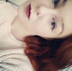 IMG_20151018_113356 (Nicolaspeakssometimes) Tags: selfportrait redhead