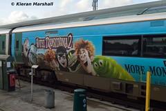 22133 at Heuston, 15/10/15 (hurricanemk1c) Tags: dublin irish train rail railway trains railways irishrail rok rotem heuston 2015 icr iarnród 22000 22033 22133 éireann iarnródéireann premierclass hoteltransylvania2 5pce 1600heustoncork