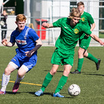 Petone FC v Victoria University 6