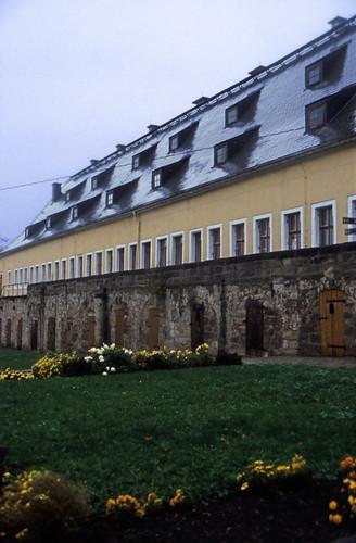 "Elbsandsteingebirge (219) Festung Königstein Alte Kaserne • <a style=""font-size:0.8em;"" href=""http://www.flickr.com/photos/69570948@N04/22129887884/"" target=""_blank"">View on Flickr</a>"
