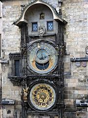 Reloj astronomico de Praga (Dinoso_60) Tags: arquitectura torre praga reloj torredelreloj astronomico praskorloj staromstskorloj staromstsknm crongrafo mancilladelashoras