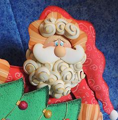 Santa Claus (Addis y su mundo encantado) Tags: christmas navidad eva foami