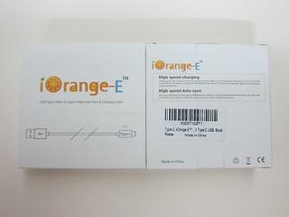 iOrange-E USB Type-C Cable