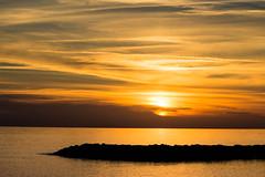 18-10-2015 paesaggio (2) (mario.cairo88) Tags: ocean sea beach tramonto mare cielo calma spiaggia oceano allaperto lightfall