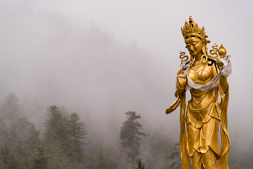 Buddha Dordenma  staues