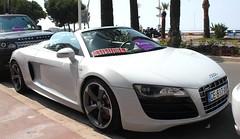 2012 Audi R8 V10 Spyder [Typ 42] (coopey) Tags: spyder audi 42 v10 2012 r8 typ