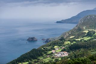 Galicia, Sierra de la Capelada  - in EXPLORE -
