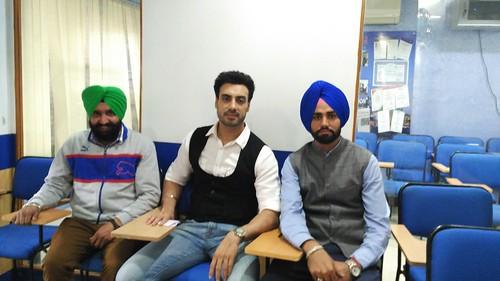 Gavie chahal in Linguasoft Edutech Pvt. Ltd. at Chandigarh