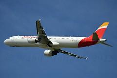 """Generalife"" Iberia EC-JQZ Airbus A321-211 cn/2736 @ LFPO / ORY 17-05-2015 (Nabil Molinari Photography) Tags: deutschland 2006 airbus dd ff generalife iberia ory ades 4706 2736 42106 lfpo a321211 cfm565b3p ecjqz cn2736 17052015 3423c3 viewdavzj"