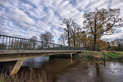 Aa of Weerijs november 2015_006 (cees van gastel) Tags: trees nature water clouds landscape bomen skies natuur wolken breda landschap noordbrabant luchten sigma1020mm ceesvangastel aaofweerijs canoneos550d
