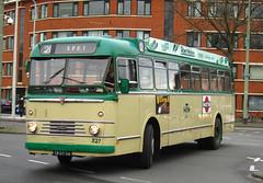 1959 Kromhout / Verheul TBZ100 (rvandermaar) Tags: 1959 kromhout tbz100 kromhouttbz100 sidecode1 tb0756 tbz 100 verheul rvdm bus
