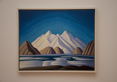 Ont - 2015-11-0452a (MacClure) Tags: toronto ontario canada art museum painting artgallery ago groupofseven artgalleryofontario baffinisland lawrenharris lawrensharris