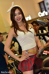 Taipei AMPA 2016 (MyRonJeremy) Tags: asian sexy pretty beautiful cutie model showgirl pretties babes nikon 85mm autoshow motorshow carshow bikeshow taipeiampa taipeiampa2016 taipei taipeibabes convention expo