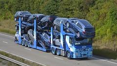 K12 ECM (panmanstan) Tags: mercedes actros wagon truck lorry commercial car transporter vehicle a180 meltonross lincolnshire
