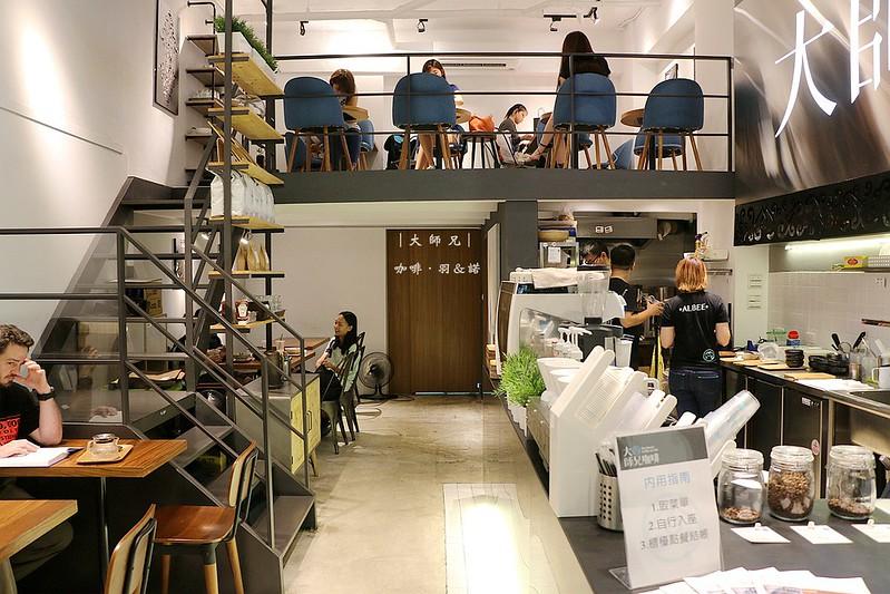 大師兄咖啡廳松山下午茶簡餐073