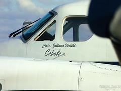 In Memoriam (Antnio A. Huergo de Carvalho) Tags: beech beechcraft kingair king air superkingair b200 prkeb aviation aircraft airplane aviao avio aviaogeral aviaoexecutiva inmemoriam