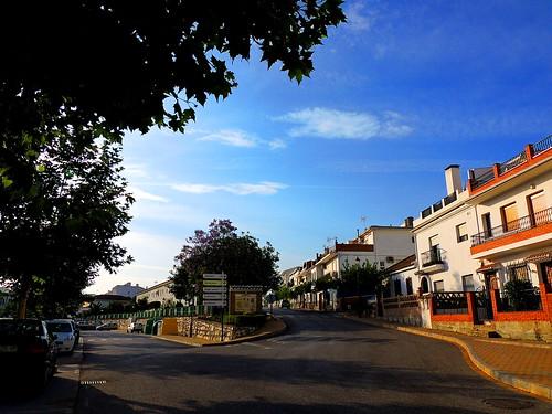 <Calle Calvario> Alozaina (Málaga)