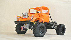 Truck Trial Special (hajdekr) Tags: truck trial special moc myowncreation lego legotechnic wheels wheel sbrick smartbrick rc remotecontrol motor powerfunctions pf terrain universal platform suspension terrainsuspension 4wd allwheeldrive shockabsorber vehicle car automobile howto solution