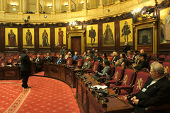 BJA Visit to the Federal Parliament - DSC06376