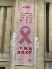 mairie de puteaux, je suis rose (Grbert) Tags: puteaux mairie je suis rose