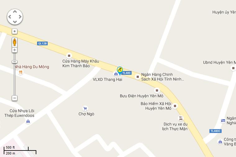 Khai trương siêu thị Điện máy XANH Yên Mô, Ninh Bình