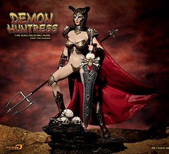PHICEN PL2016-100 Demond Huntress EXPO Ver - 03 (Lord Dragon ) Tags: 16scale 12inscale onesixthscale actionfigure doll hot toys phicen seamless femalebody