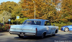 Pontiac Parisienne Sport Coup 1963 (XBXG) Tags: dr4796 pontiac parisienne sport coup 1963 pontiacparisienne coupe lpg gpl overveen nederland holland netherlands paysbas vintage old classic american car auto automobile voiture ancienne amricaine amerikaans us usa
