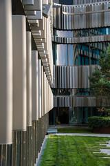 Close-up (Maria Eklind) Tags: nordenskildsgatan malmhgskola relfection building malm spegling niagara arkitektur architecture malmoe sweden europe universitet view malm malmhgskola nordenskildsgatan skneln sverige se