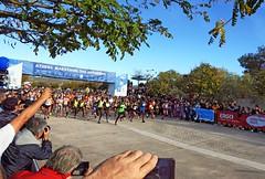 Athens Marathon 2016,  Runners Starting the Race (bilwander) Tags: greece athen athensmarathon theauthentic athens marathon international race classic route panathinaiko stadio          masterplan map photo slideshow bilwander november132016