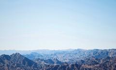 mountain side view (Claudine B) Tags: canonrebelt1i landscapes nature longdrives mountains windowshot passengerview arizona outdoor sky