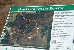 DSG_7361 (Greying_Geezer) Tags: 2016 hazelbird ncc hamiltontownship signage infopanel ort e2e trails hiking naturereserves