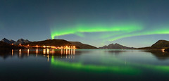 tranquil evening in Bellvik (John A.Hemmingsen) Tags: auroraborealis arcticlight astronomy troms seascape nordnorge northernlights