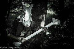 The Apokelypse 3 (silver lining studios) Tags: pokemon post apocalypse pikachu pa gas mask