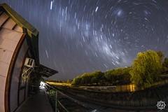 Desafected train station (MISHKA Vision - Light Graffer) Tags: australie australia lightpainting lightgraff longexposure expositionlongue nightphotography roadtrip