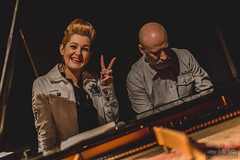 Second Chance ACOUSTIC (Anna Bella Betts - www.annabellabetts.com) Tags: concert czech prague praha secondchance ustarepani jazzclub krestdesky music