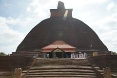 Anuradhapura, Sri Lanka, September 2016