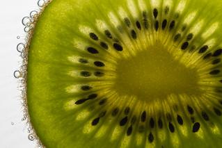 Kiwi backlit