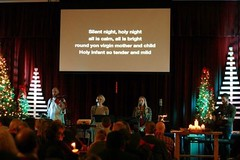 #throwbackthursday to our first Christmas Eve in John Ross Elementary--two years ago. Won't you come join us for Christmas at Redemption? christmasatredemption.com #tbt #christmasatredemption #edmond #edmondok (rcokc) Tags: throwbackthursday our first christmas eve john ross elementarytwo years ago wont you come join us for redemption christmasatredemptioncom tbt christmasatredemption edmond edmondok