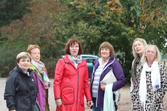 Jane Cooper Oct Osterely 4 (Anne Gilmour) Tags: walkers
